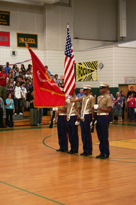 MEMORIAL DAY ASSEMBLY 2011