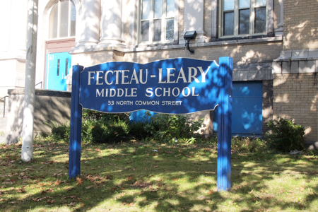 Photo of the Fecteau-Leary School