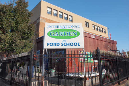 Photo of the Ford School